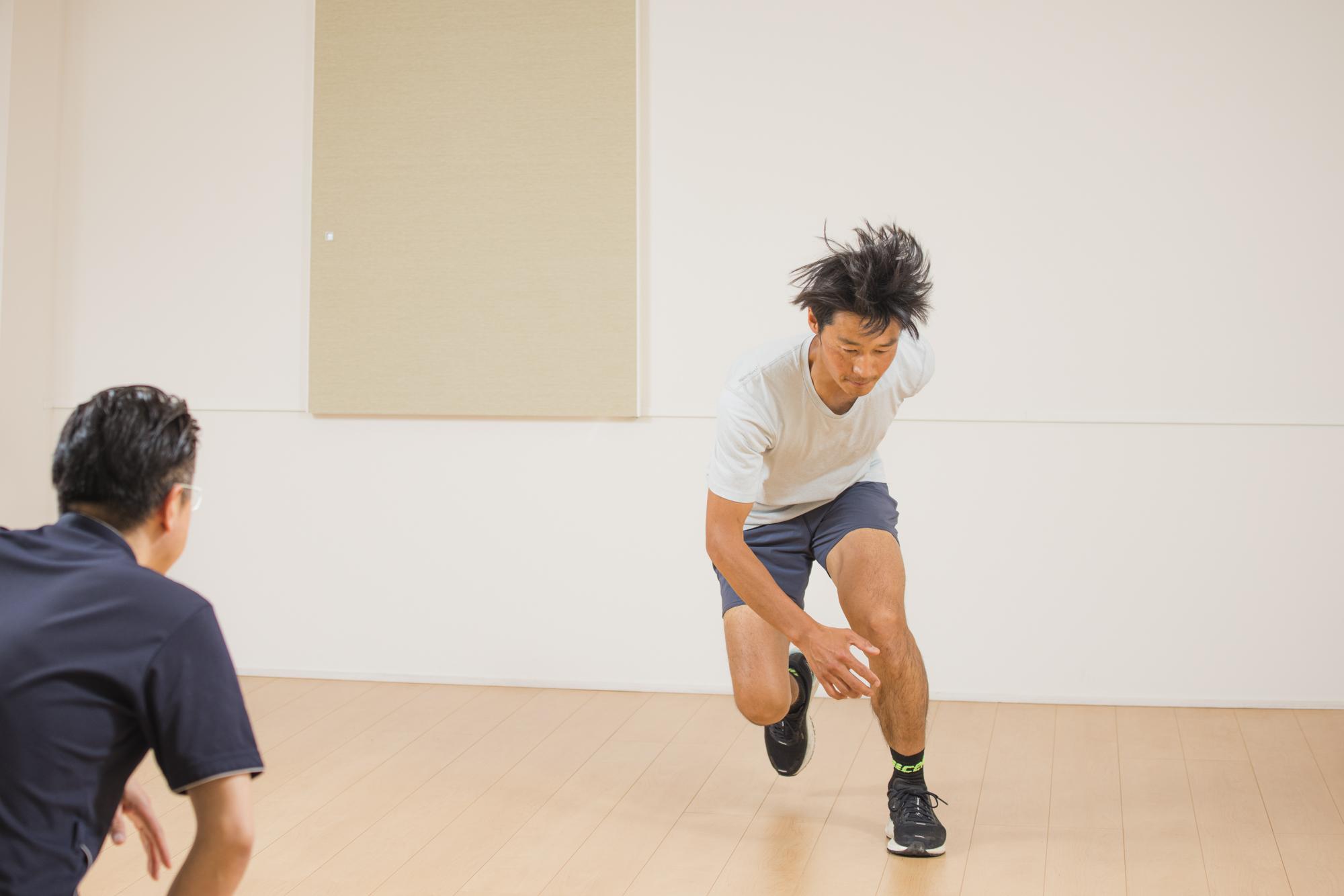 Kenichi-Yamamoto-Training-photo